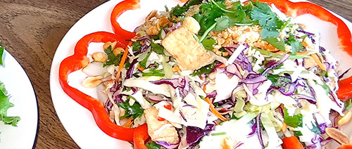 Mai Thai Restaurant Salad